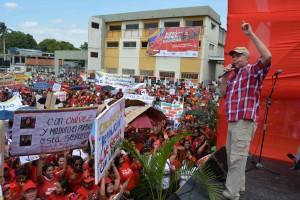Wilmar Castro: La movilización del pueblo consciente, frenará la intención injerencista